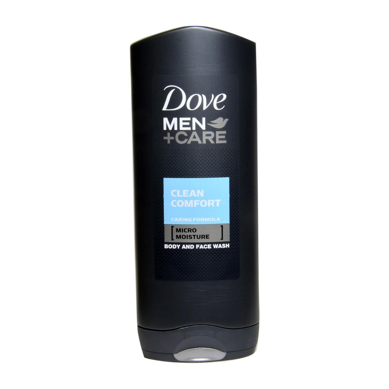 Gel de ducha clean comfort hombre