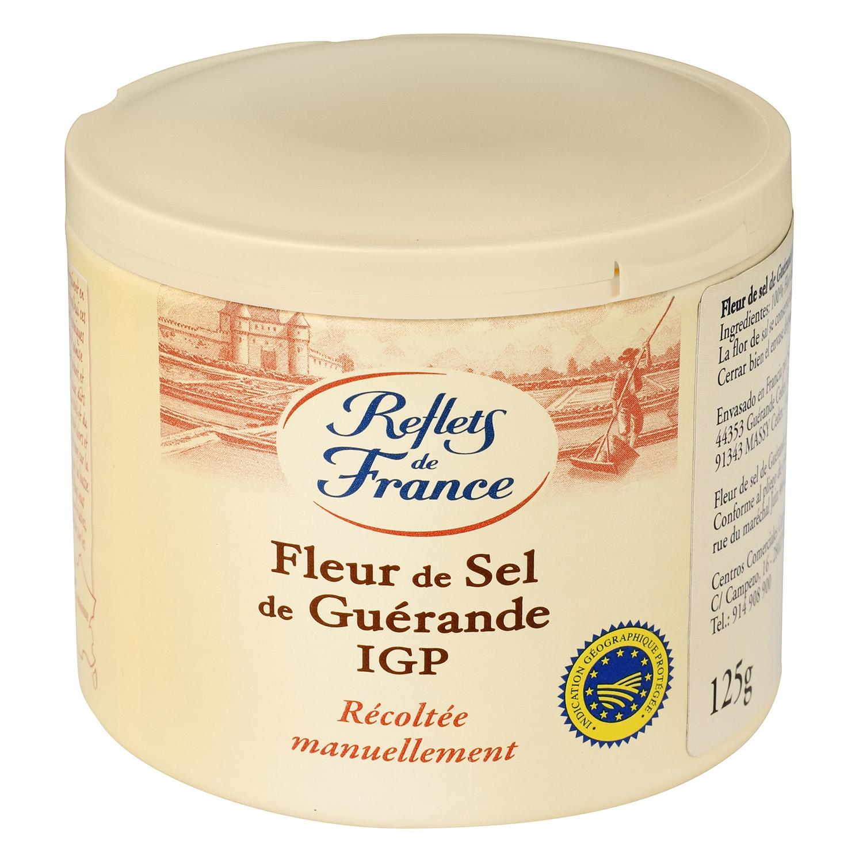 Flor de sal Reflets de France 125 g.