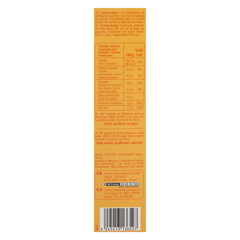 Cuscús con especias Carrefour 500 g. - 2