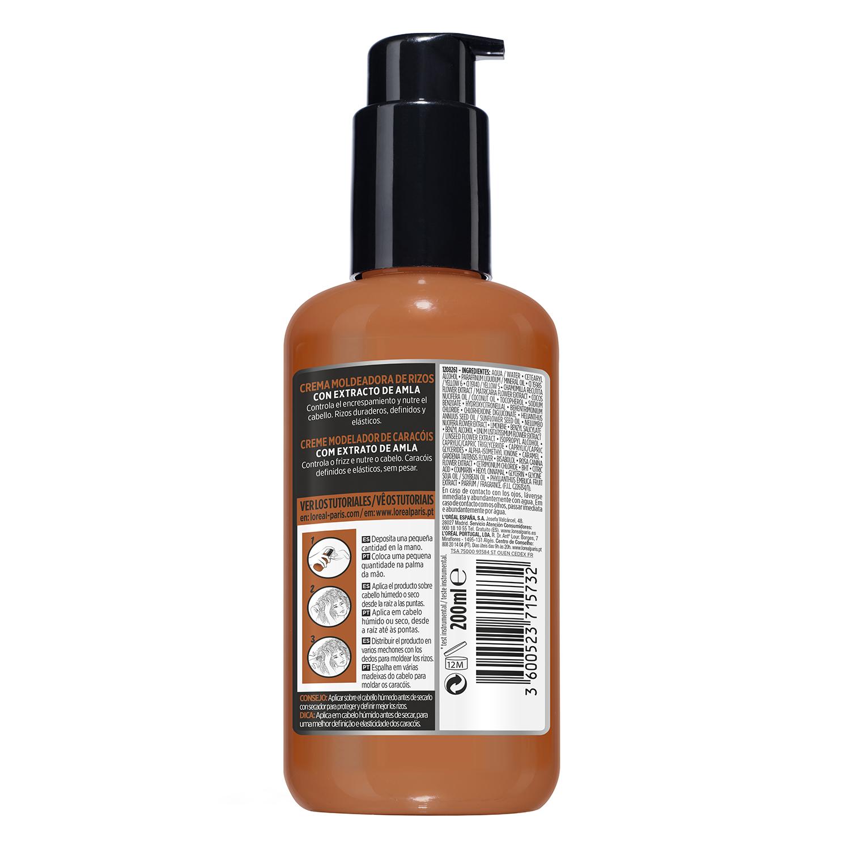 Crema de moldeadora de rizos Stylista L'Oréal 200 ml. -