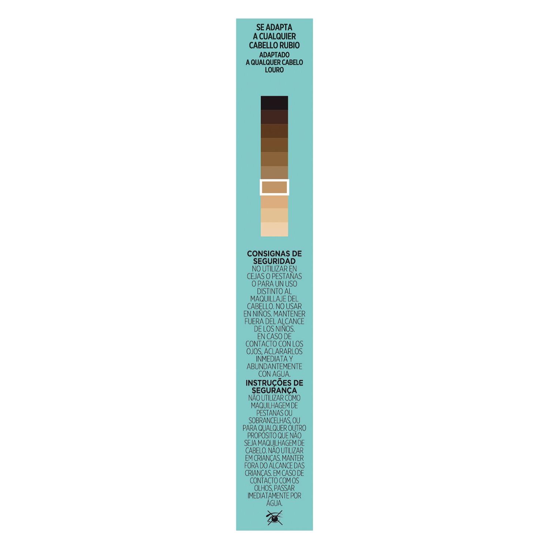 Cepillo cubre canas instantaneo rubio L'Oréal Magic Retouch 8 ml. - 3