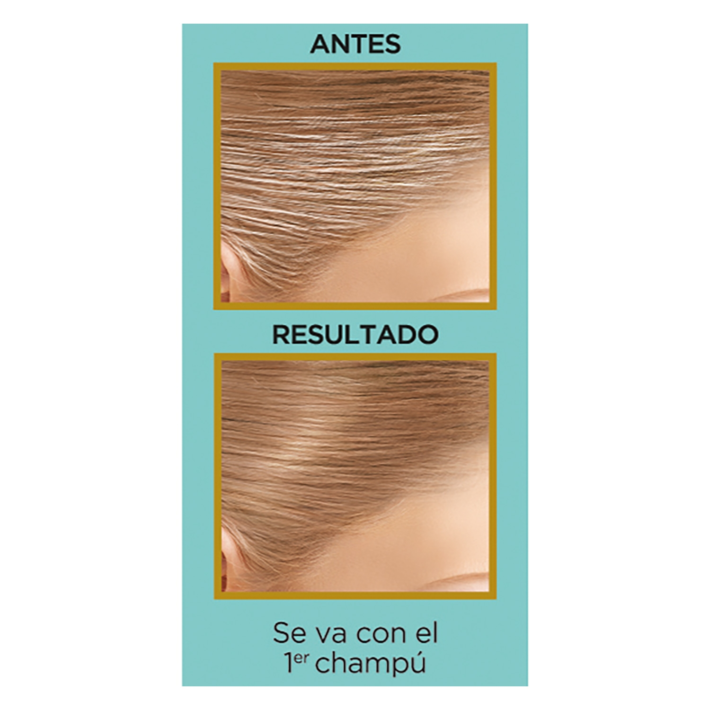 Cepillo cubre canas instantaneo rubio L'Oréal Magic Retouch 8 ml. - 4