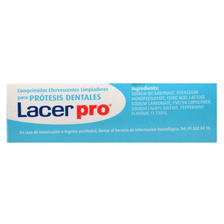 Limpiadores efervescentes para prótesis dentales - 2