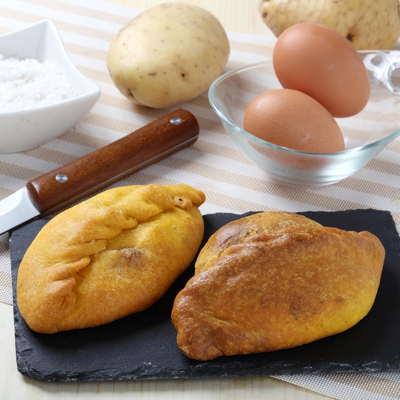 Empanadilla de tortilla de patatas