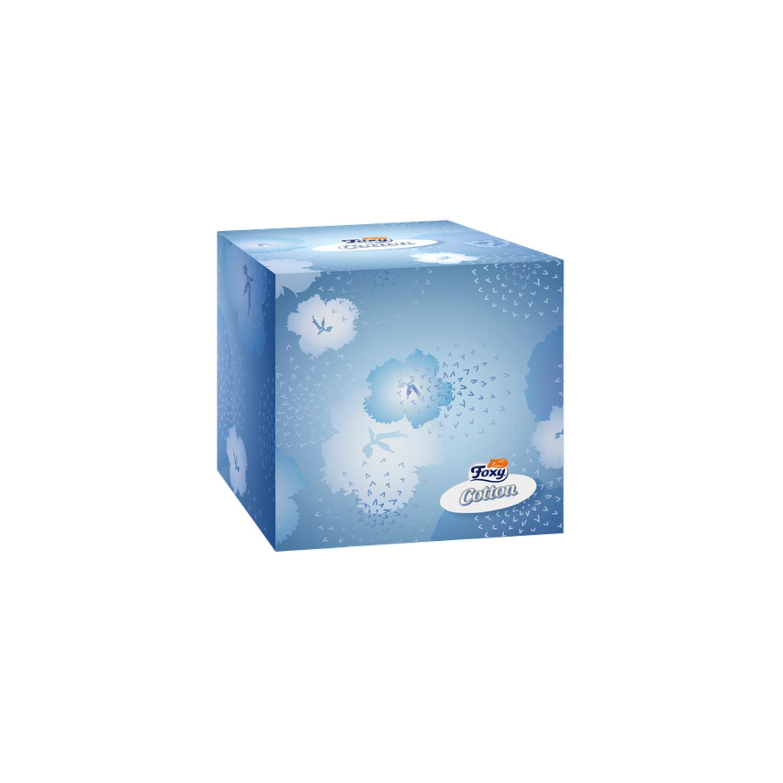 Tissues Cotton 3 capas