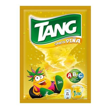 Refresco de piña Tang sin gas en polvo 30 g.