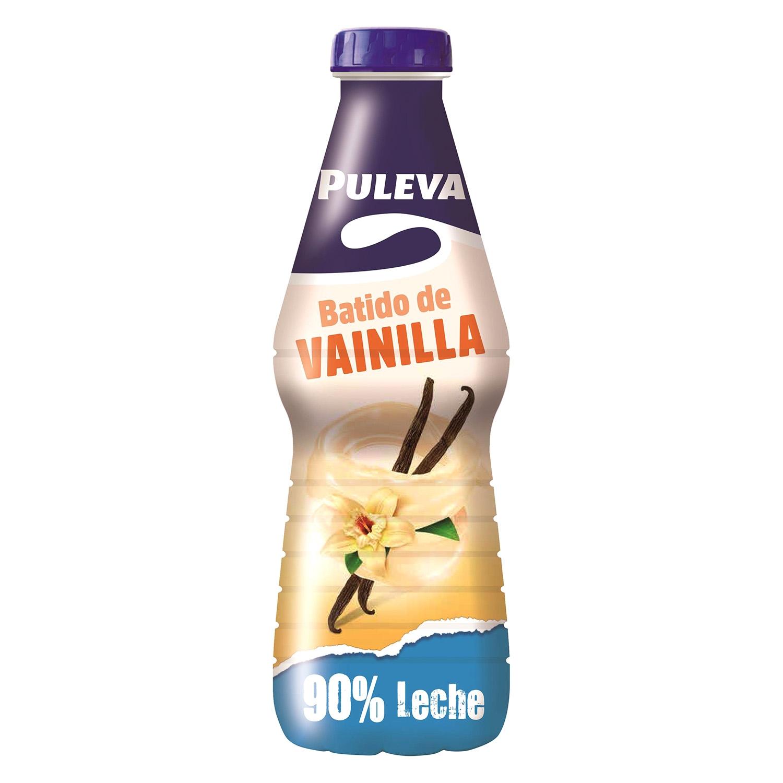 Batido de vanilla Puleva botella 1 l.