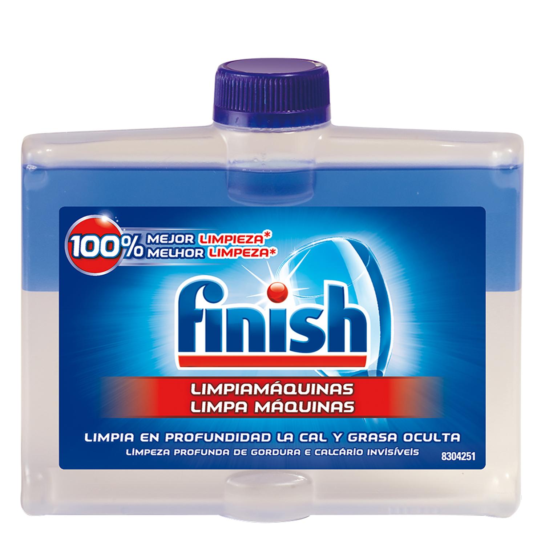 Limpiamáquinas Finish 250 ml.