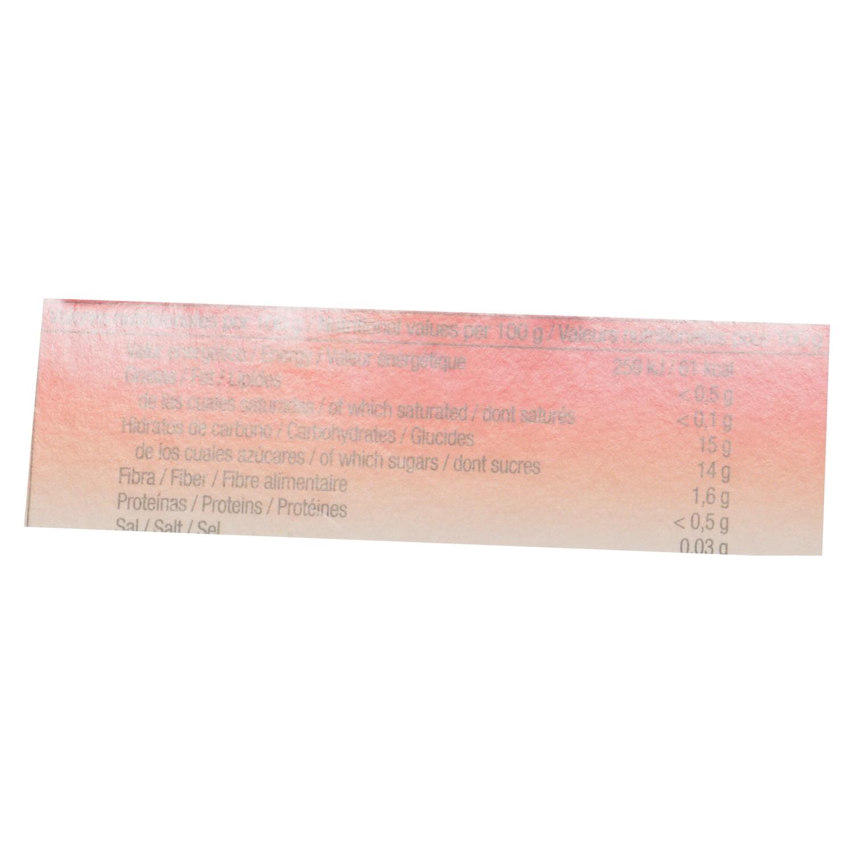 Gel de fresa con dados de fresa Golden 240 g. - 2