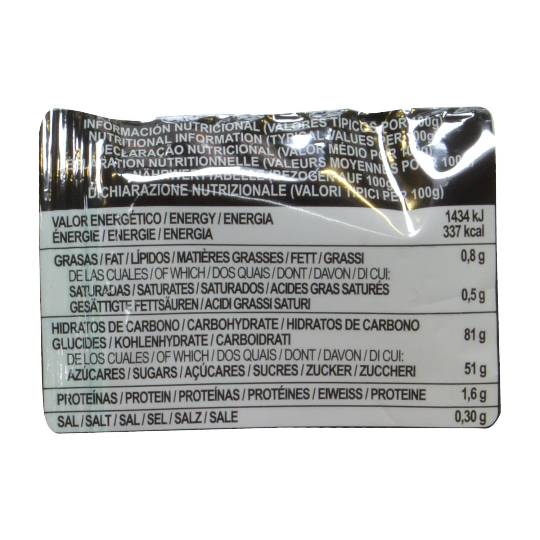 Regaliz de goma Torcidas Fini 140 g. - 2