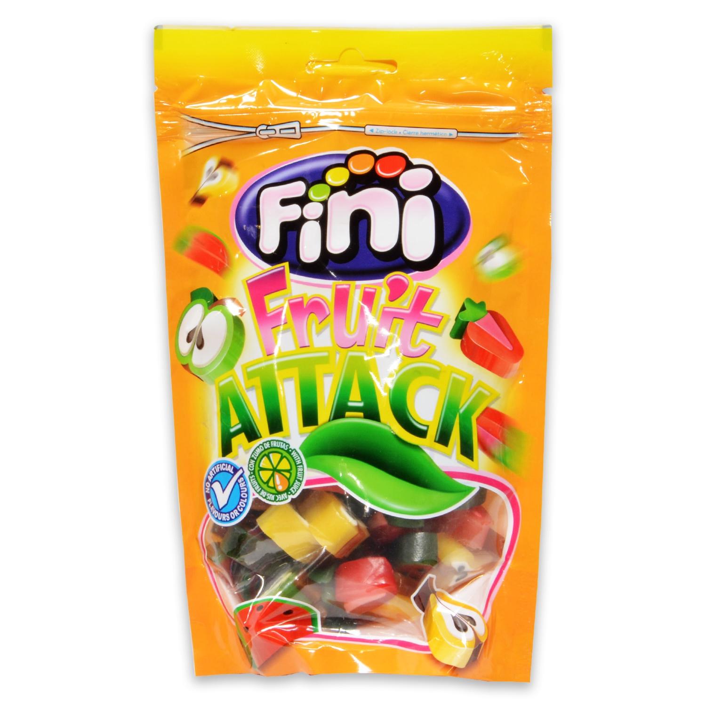 Caramelos de goma Fruit attack