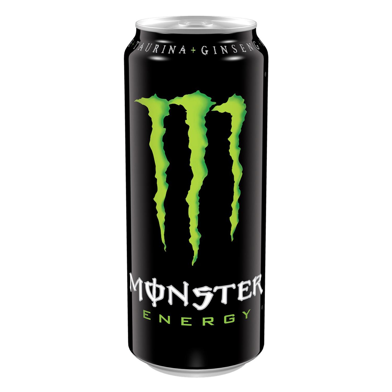 Bebida energética Monster Green 50 cl.
