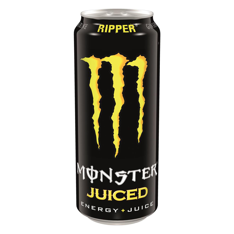 Bebida energética Monster Ripper 50 cl.