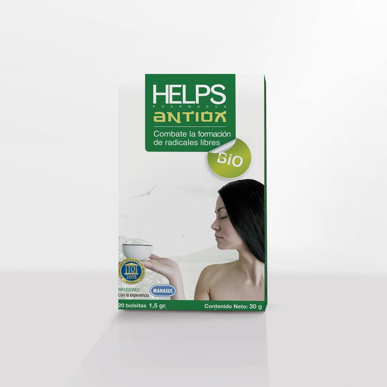 Infusión Antiox