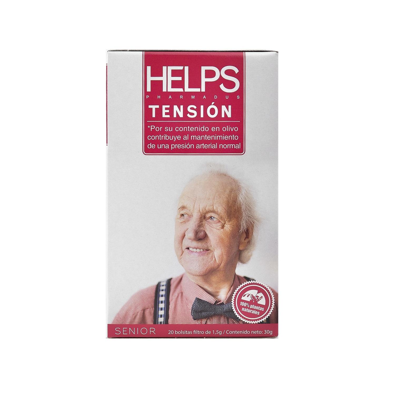 Infusión Tensión Senior