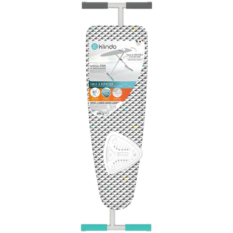 Tabla de Planchar KLINDO K1 120 x 40 cm - Blanco -