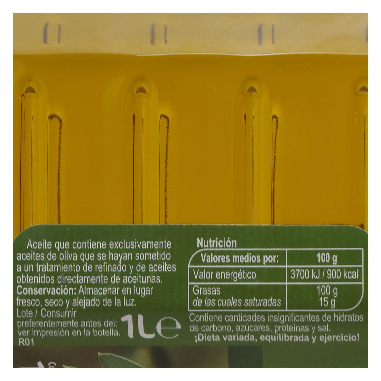Aceite de oliva intenso 1º Carrefour 1 l. -