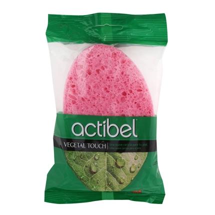 Esponja vegetal adulto touch Actibel 1 ud.