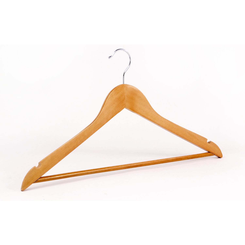 Set de 3 Perchas de ropa de Metal CARREFOUR HOME 1 x 42 x 20 cm -