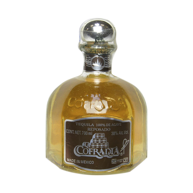 Tequila La Cofradía reposado 70 cl.