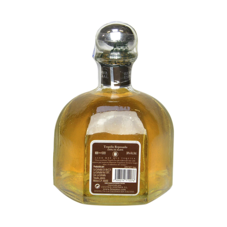 Tequila La Cofradía reposado 70 cl. -