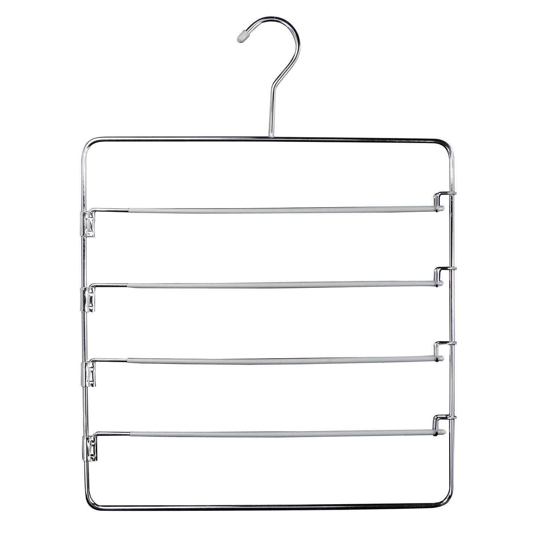 Percha de ropa de Metal  0,5 x 35 x 46 cm