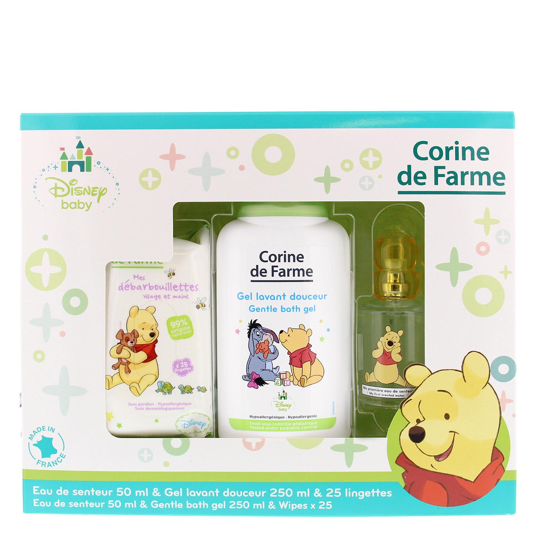 Estuche colonia + gel de baño Winnie the Pooh