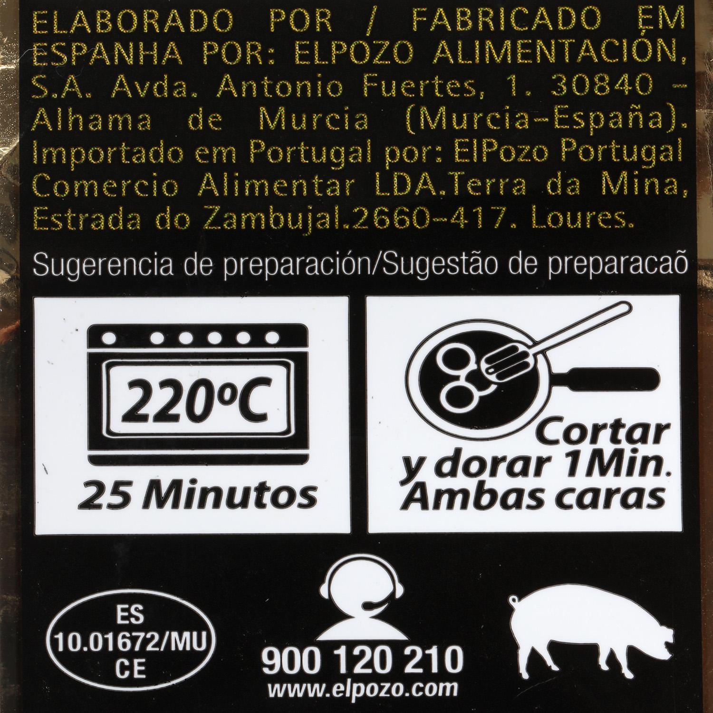 Solomillo de Cerdo Boletus y Trufa Extratierno El Pozo 500 g aprox - 3