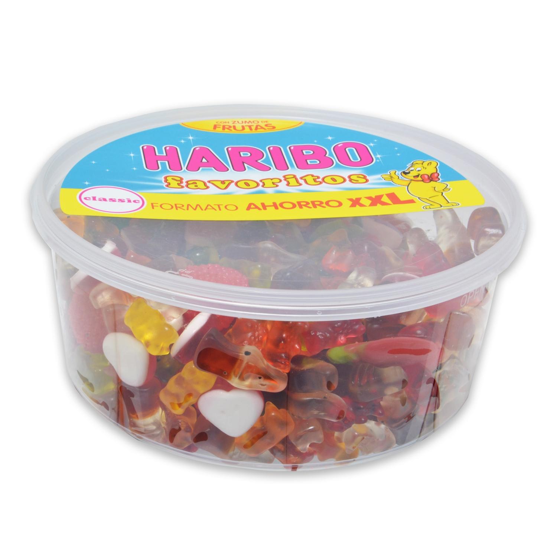 Caramelos de goma Classic Haribo 1 kg.