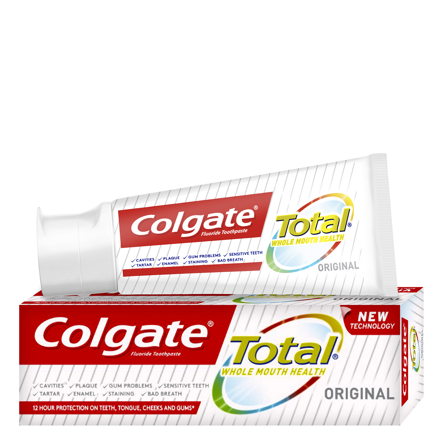Dentífrico Total original Colgate 50 ml.