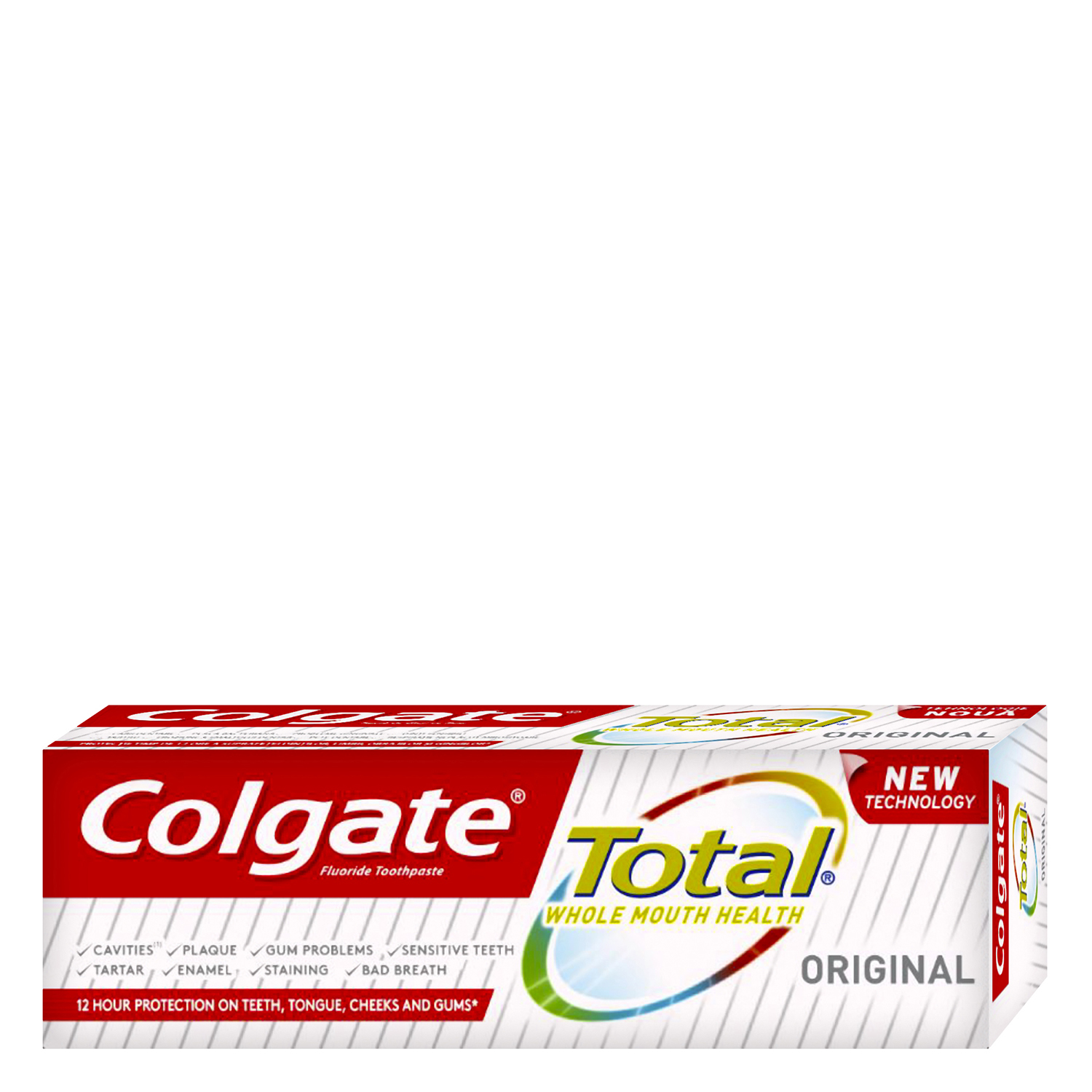 Dentífrico Total original Colgate 50 ml. -