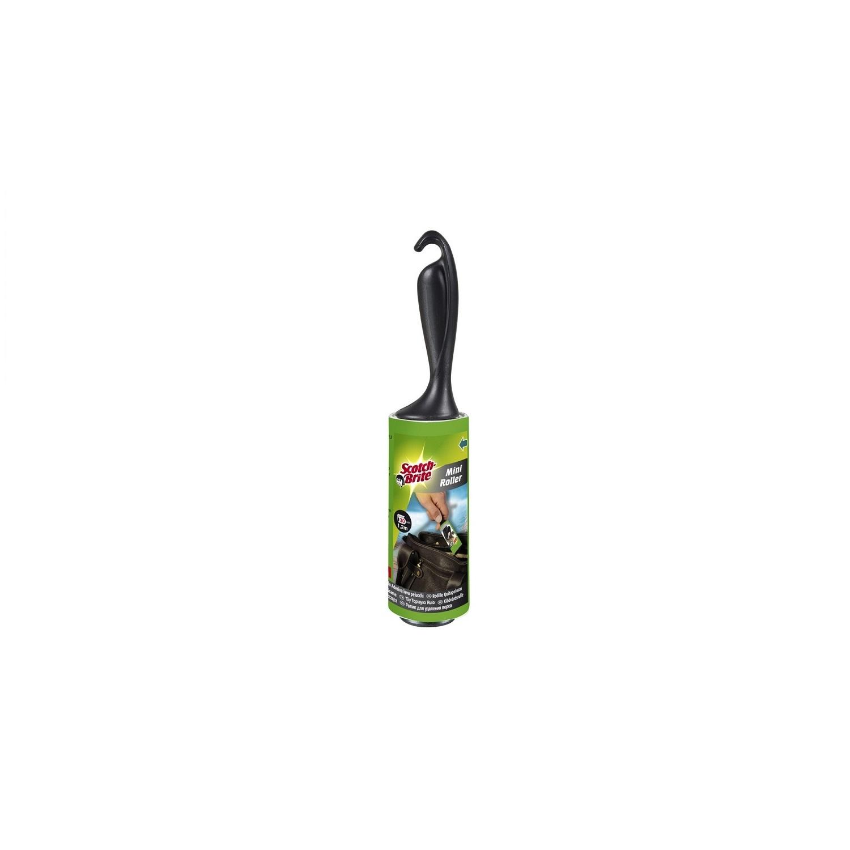 Mini Rodillo quitapelusas de viaje, 30 hojas