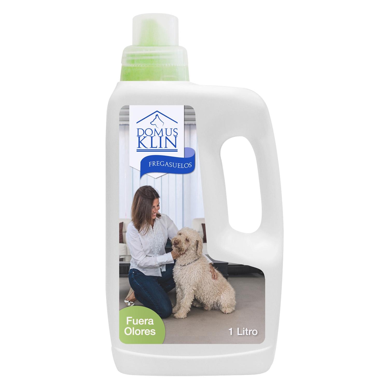 Fregasuelos elimina olores de mascotas