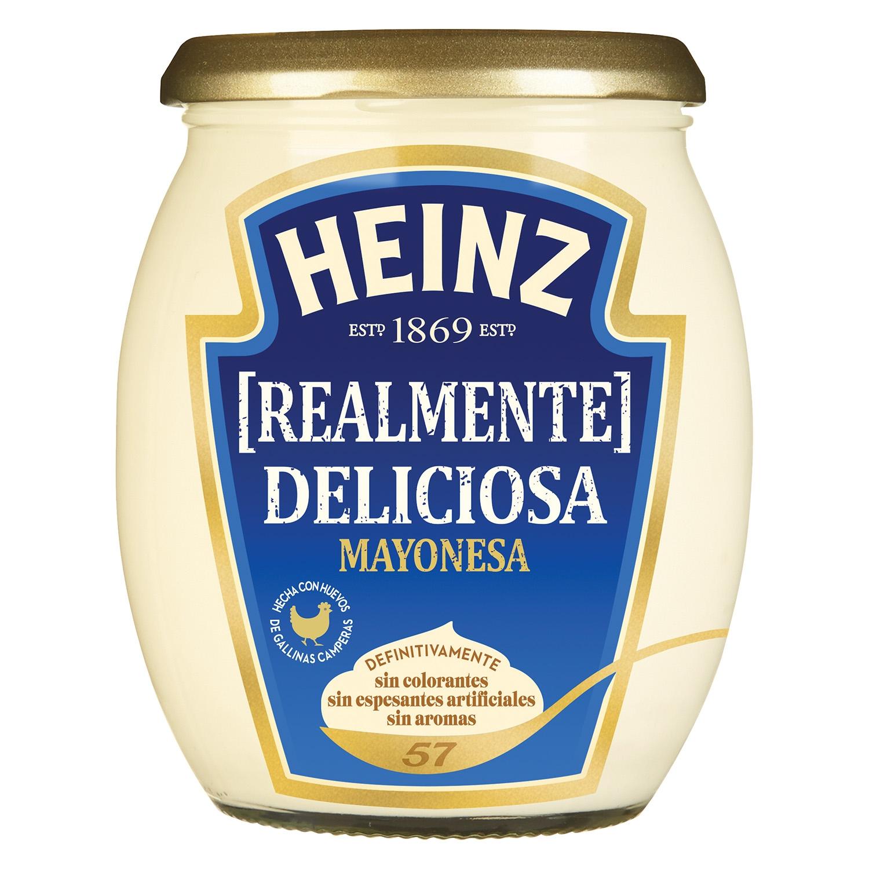 Mayonesa Heinz tarro 240 ml.