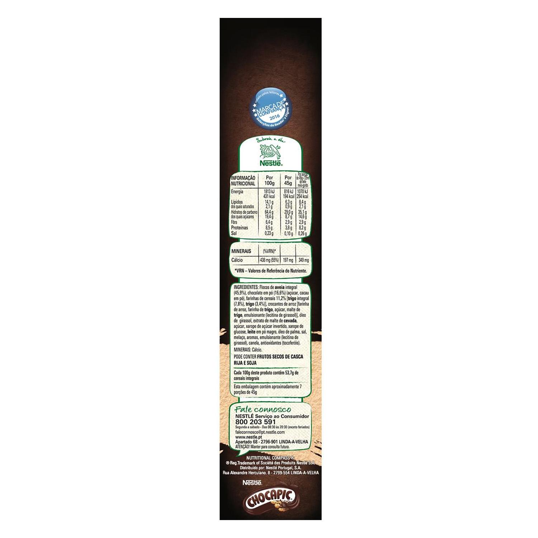 Cereales con avena integral Chocapic Nestlé 320 g. - 2
