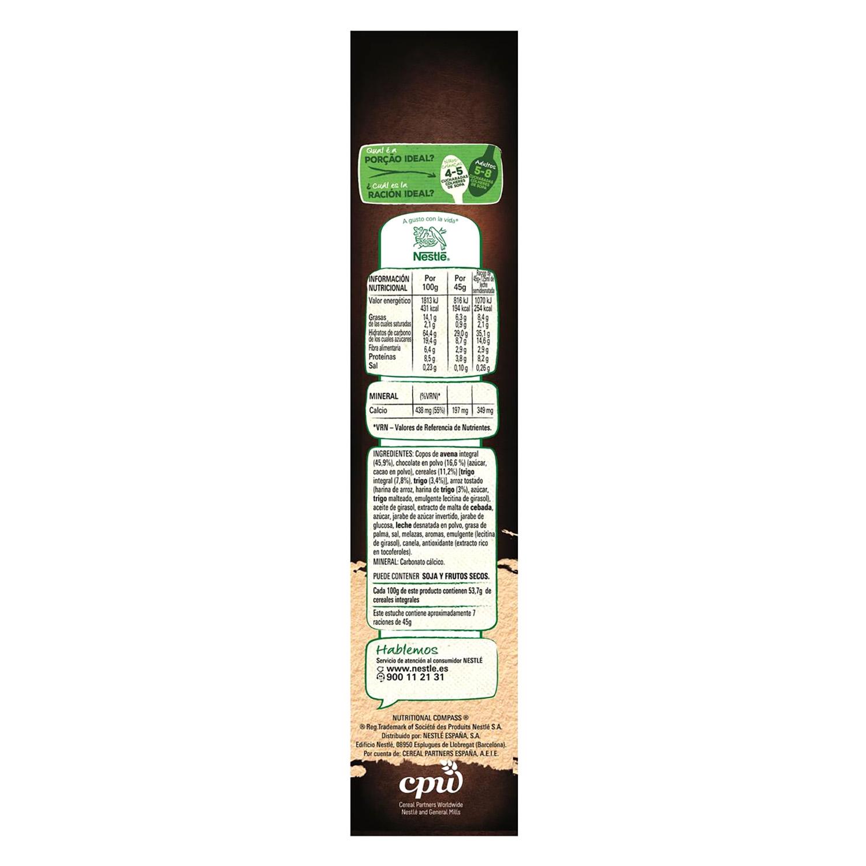 Cereales con avena integral Chocapic Nestlé 320 g. - 3