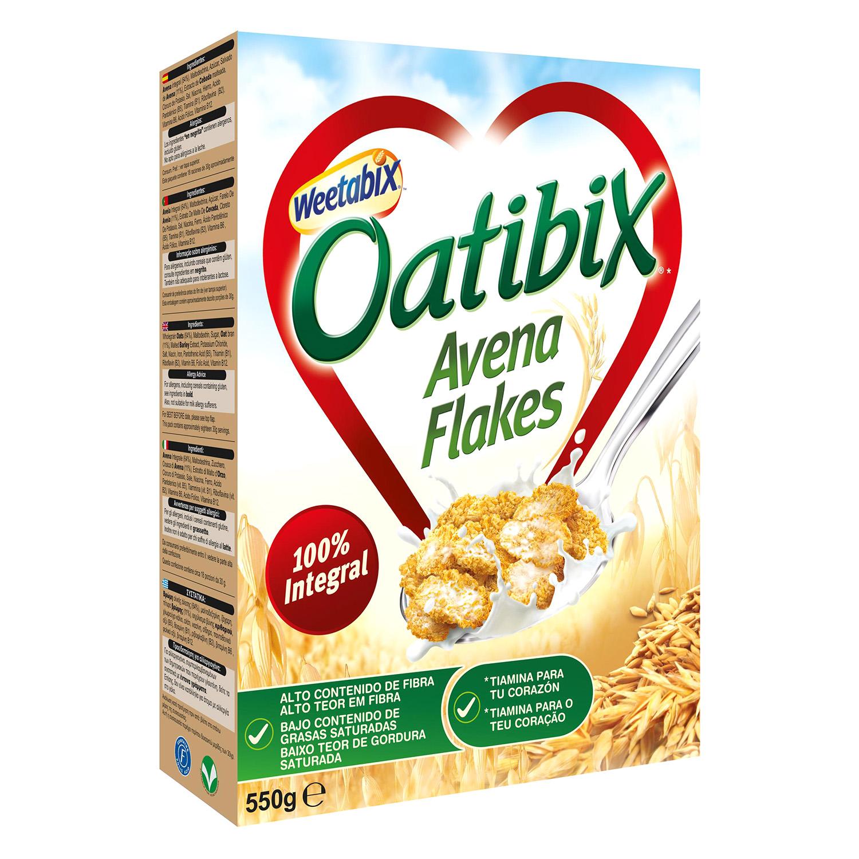 Copos de avena oatibix weetabix carrefour supermercado compra online - Copos de avena bruggen ...