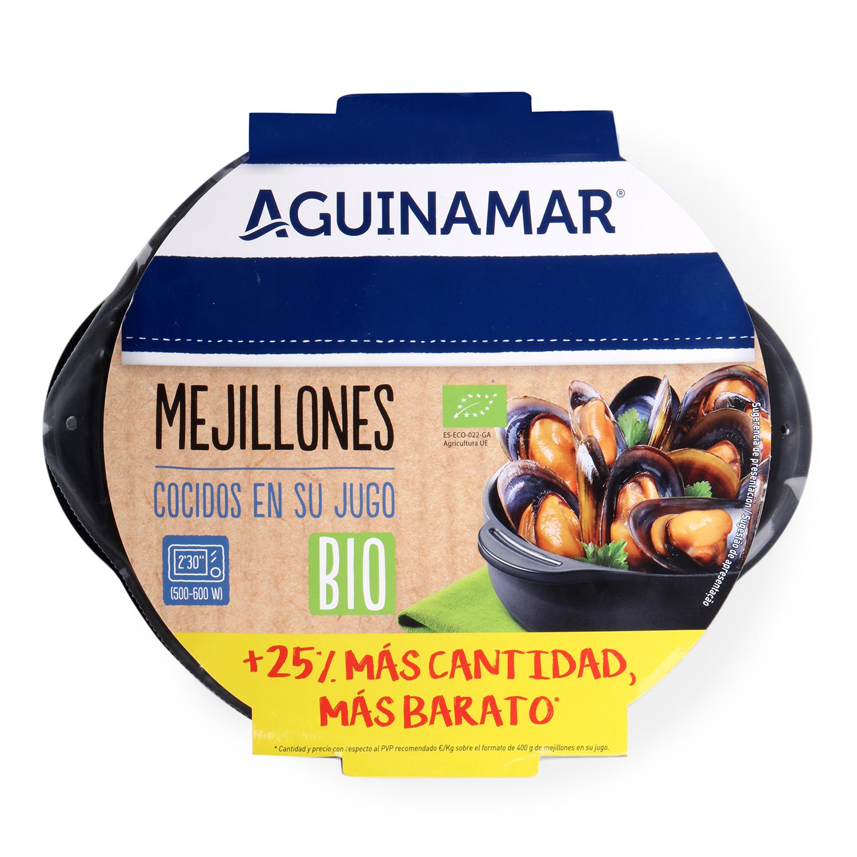 Mejillon Aguinamar Bio 500 g