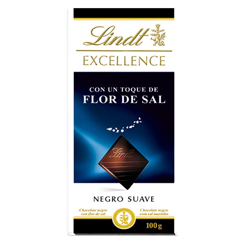 Chocolate negro punto de sal