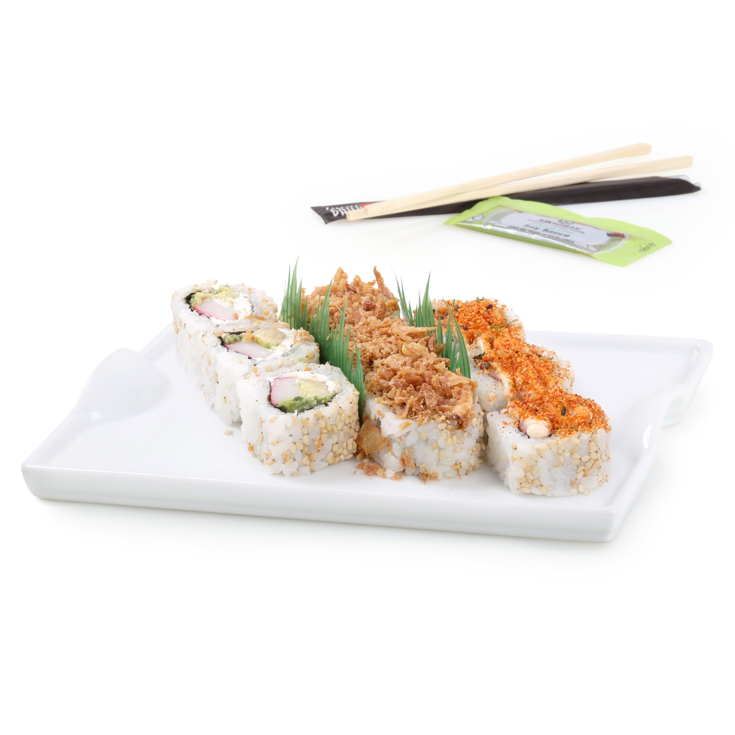 Roll'n spicy Sushi Daily 9 pzas.