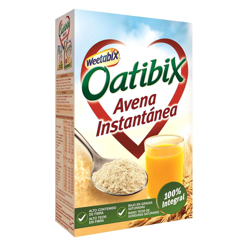 Avena instantánea Oatbix