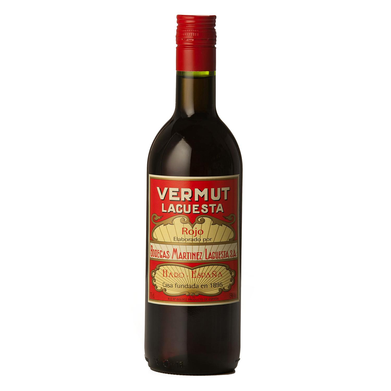 Vermut Lacuesta rojo 75 cl.