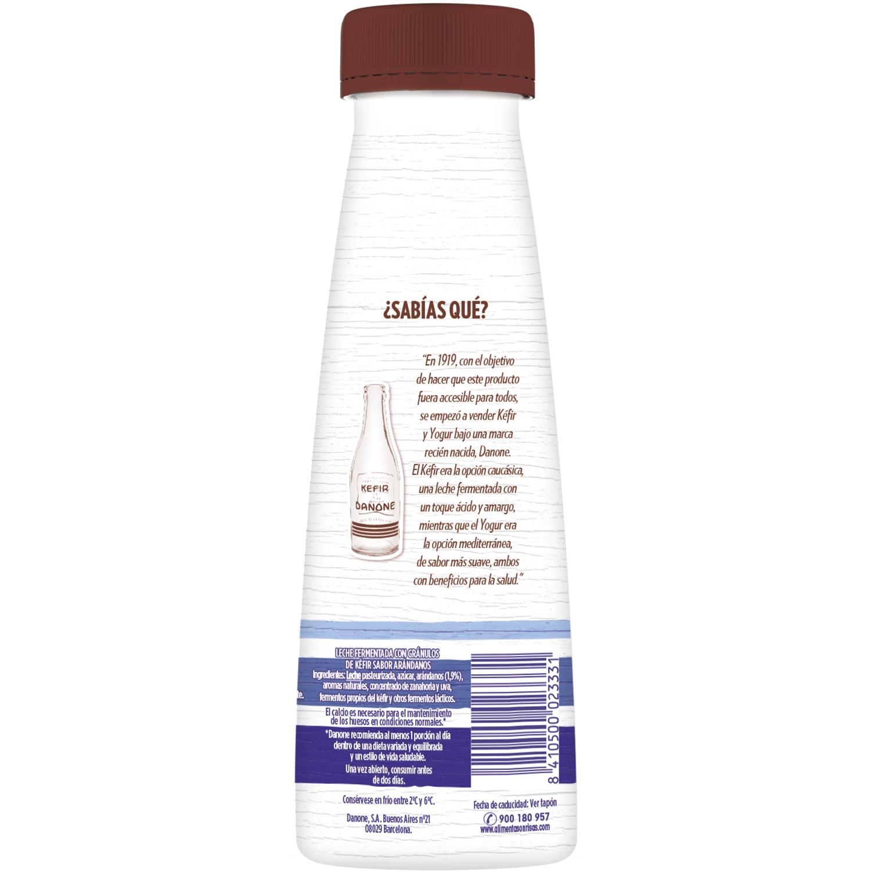 Kéfir líquido de arándanos Danone 273 g. -