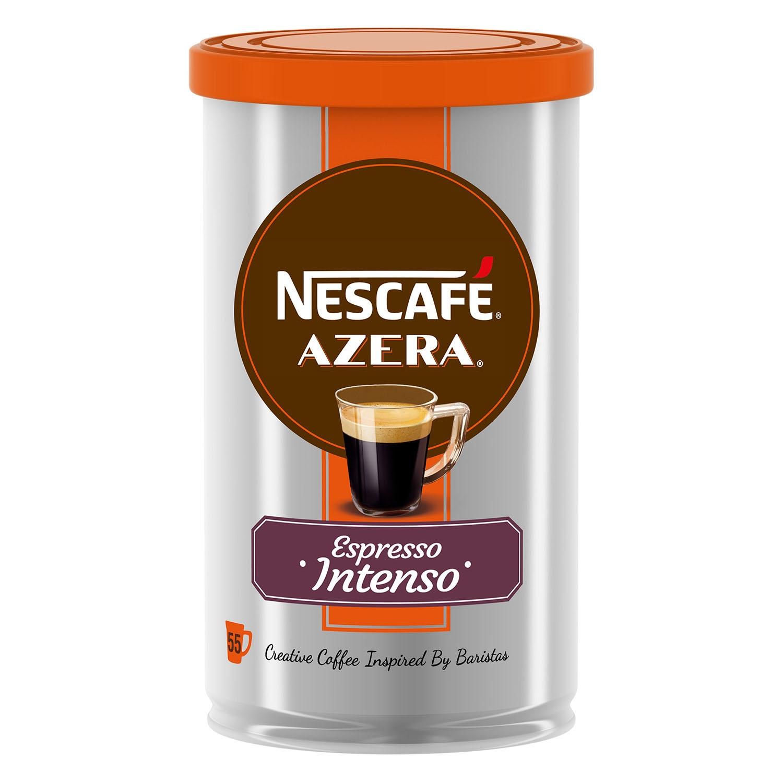 Café soluble natural expreso intenso Azera