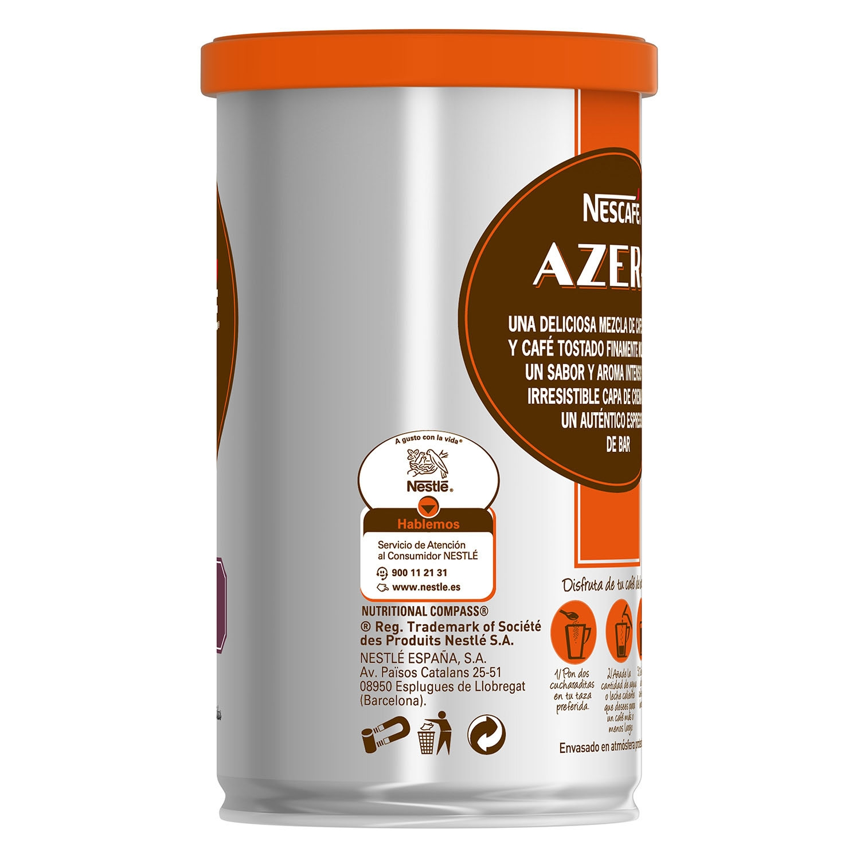 Café soluble natural expreso intenso Azera - 4