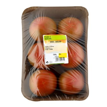 Tomate ensalada Campo bandeja 700 g