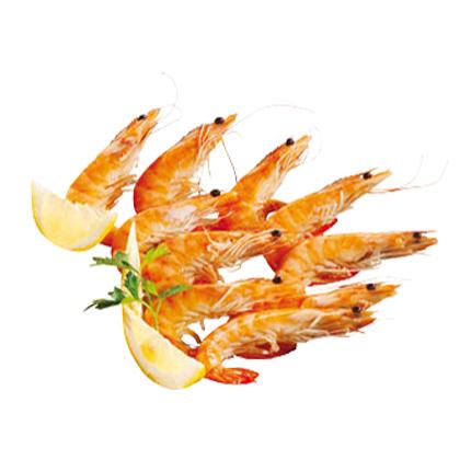 Langostino cocido (30/40 ud) 500 g -