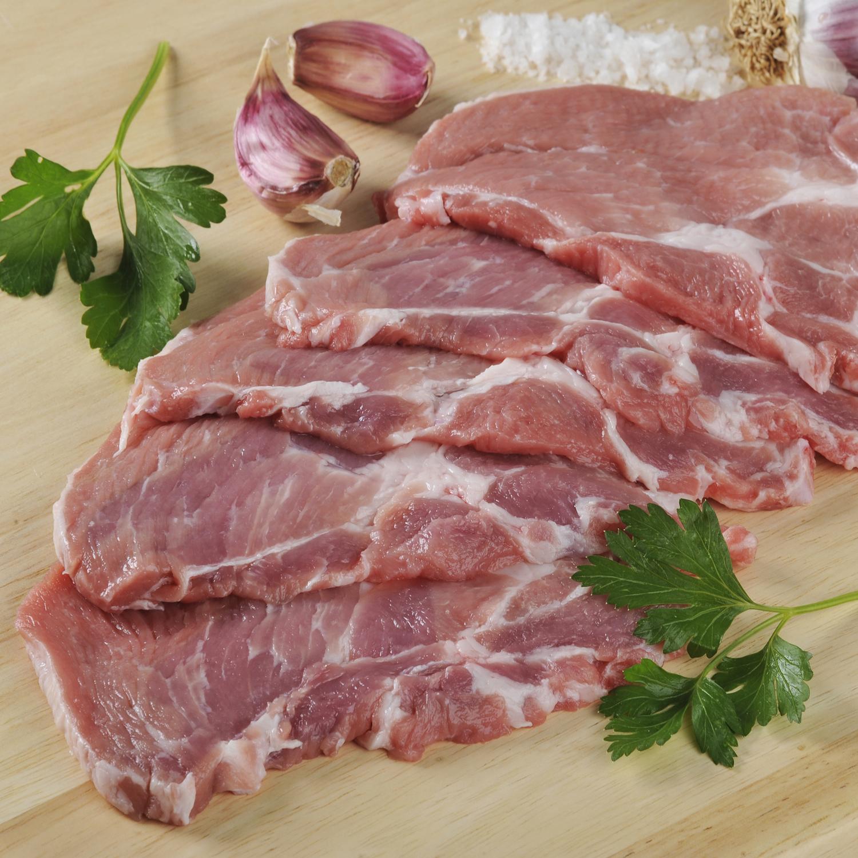 Filete Lomo de Cabeza Cerdo Carrefour 450 g aprox