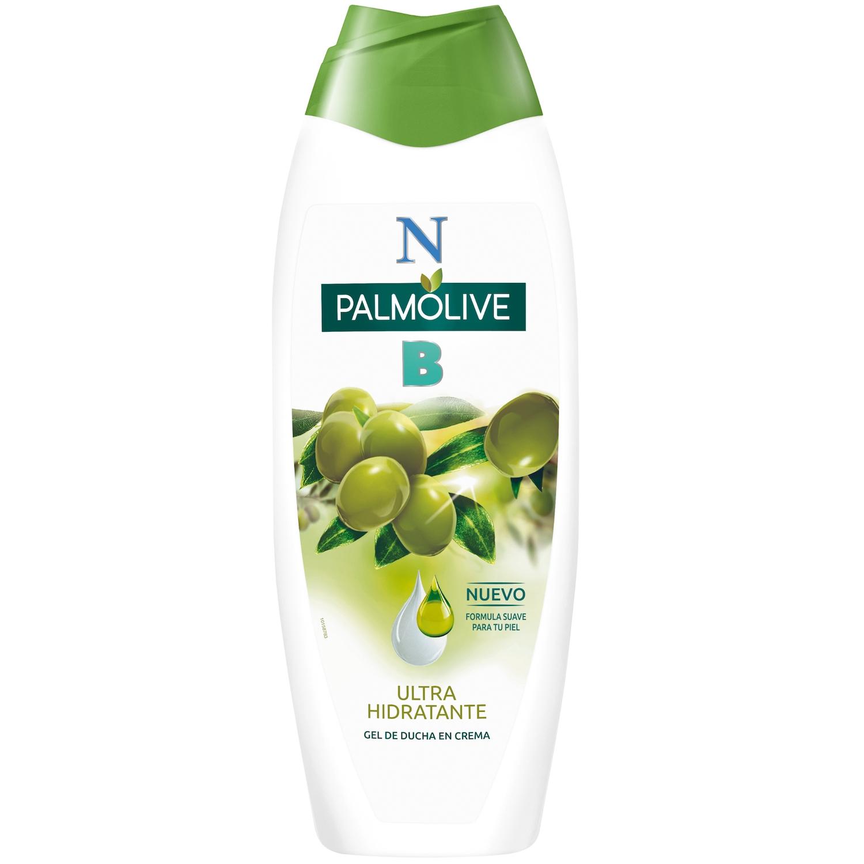 Gel de ducha palmolive con oliva y leche hidratante nb for Duchas para piscinas carrefour