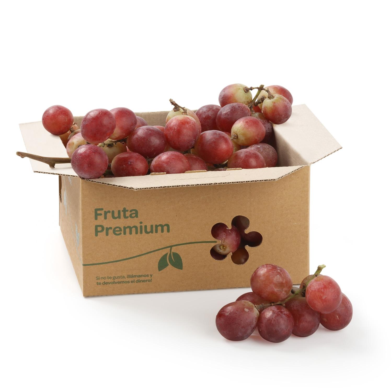 Uva rosada Premium 1 Kg aprox